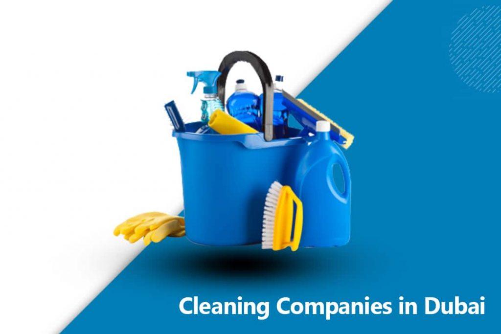 Cleaning Companies in Dubai - Helpire