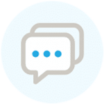 Through call or chat directly with available pros | Helpire