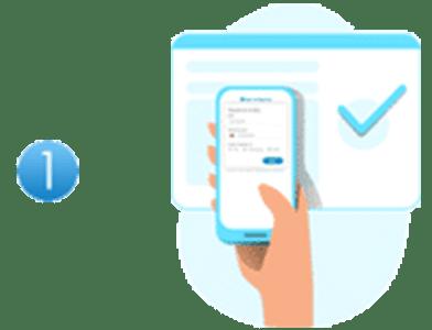 How it works 1. Send | Helpire