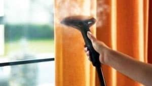 Curtain Cleaning service in UAE - Helpire
