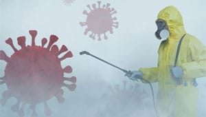 Disinfection service in UAE - Helpire