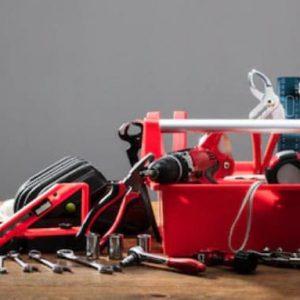 Handyman tool box UAE