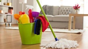Cleaning services in UAE - Helpire