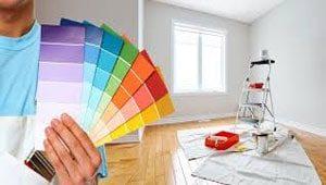 Interior Painting service in UAE - Helpire