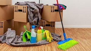 Moving Cleaning service in UAE - Helpire