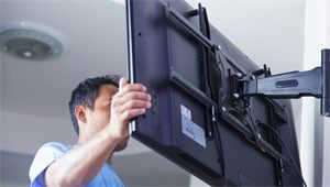 TV Mounting service in dubai