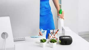 office cleaning services in UAE - Helpire
